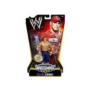 WWE Wrestling Exclusive Wrestle Mania XXVII Action Figure John Cena