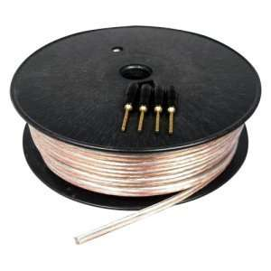 Cable. 16AWG SPEAKER WIRE WITH PINS PRO A/V SERIES SPEAKER WIRE 25 A