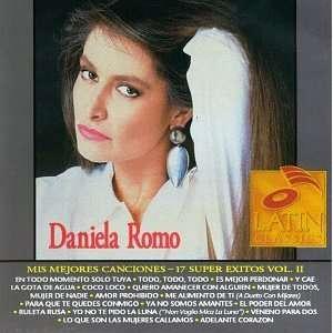 Mis Mejores Canciones 17 Super Exitos, Vol. II Daniela
