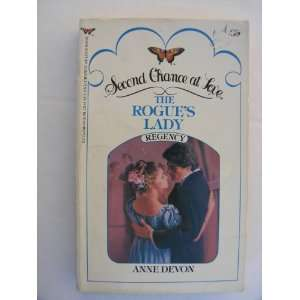 Second Chance At Love. #69. The Rogues Lady. Anne Devon