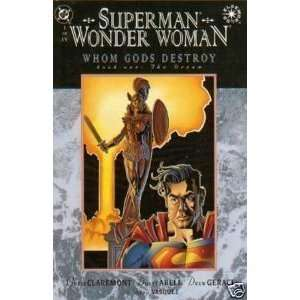 Superman, Wonder Woman  Whom Gods Destroy, Book Two, The