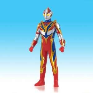 Ultra Hero Seires 07 Ultraman Mebius Phoenix Brave 6 PVC
