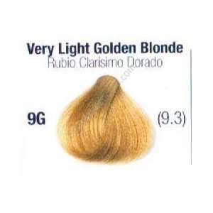 ISO i.Luminate Demi Permanent Hair Color 9G Very Light Golden Blonde