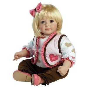 Adora Play Day 20 Play Doll Light Blonde Hair/Blue Eyes