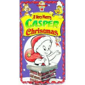Casper   Merry Casper Christmas [VHS]: Casper: Movies & TV