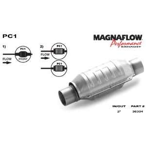 Flow Acura on Magnaflow California 30000 Catalytic Converters 86 89 Acura Integra