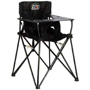 Ciao Baby Portable Travel High Chair, Black Baby