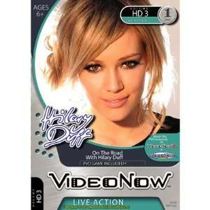 Videonow Xp Hilary Duff On the Road with Hilary Duff Personal Video