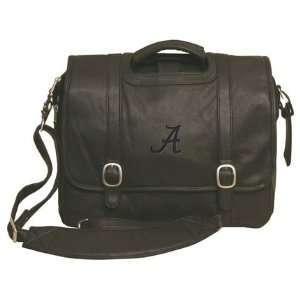 NCAA Alabama Crimson Tide Willow Rock Computer Leather Briefcase