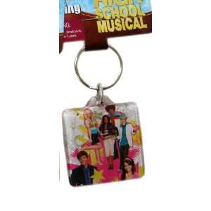 Disney High School Musical Keyrings   Keychain  Toys & Games