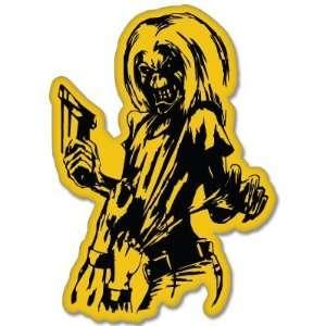 Iron Maiden Killers car bumper sticker decal 4 x 5