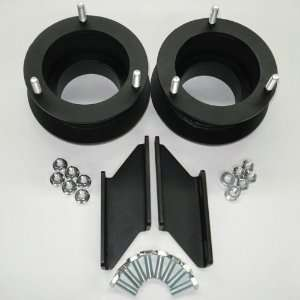 Hell Bent Steel Dodge Ram 2.5 Steel Leveling/Lift Kits with Anti Sway