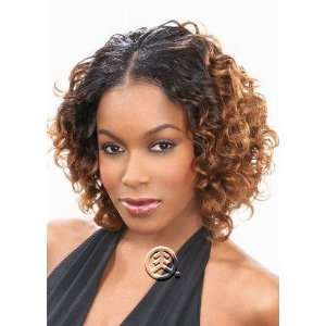 Model Model Dream Weaver Pre Cut Weave 100% Human Hair Italian Perm 3