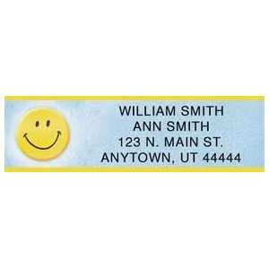 Keep Smiling! Booklet of 150 Address Labels Office