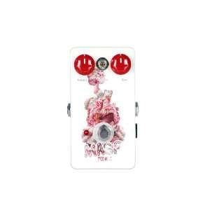 M.A.S.F. Kidnapper Octave Distortion Pedal: Musical