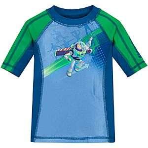 Disney Store   Buzz Lightyear Rash Guard customer reviews   product