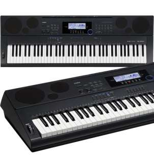 CASIO WK 6500 ELECTRONIC KEYBOARD WORKSTATION WK6500