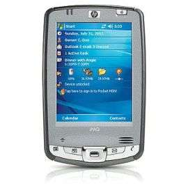 HP iPaq Pocket PC HX2400   520 Mhz   128 Mo   WiFi   Bluetooth   SD et