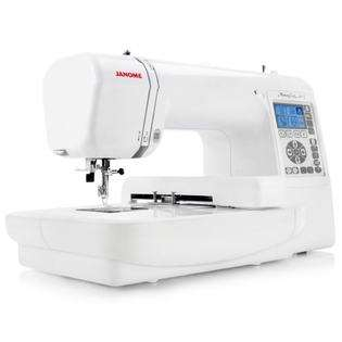 Janome Memory Craft 200E Embroidery Machine at