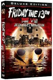 Part VIII: Jason Takes Manhattan, Jensen Daggett, DVD   Barnes & Noble