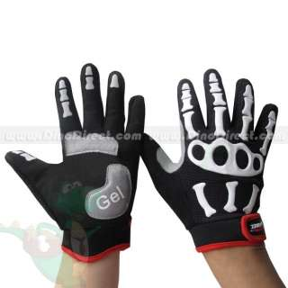 Wholesale Skeleton Hand Motorcycle Riding Sport Gloves   DinoDirect