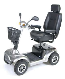 Wheel Power Electric Mobility Scooter Prowler 20 Wide Seat Full