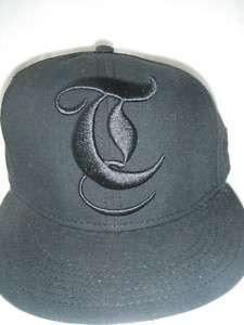 TRUTH SOUL ARMOR THE 3DT HAT CAP NEW MENS BLACK 58 CM