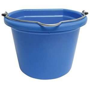 Fortiflex Mini 8 Quart Flatback Bucket