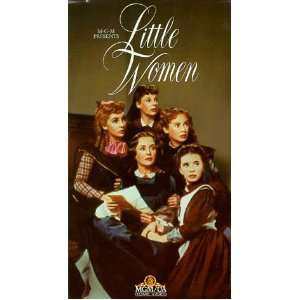 Little Women [VHS]: June Allyson, Peter Lawford, Margaret