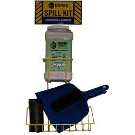 ENSORB® Spill Stations Are Ideal For Reducing Slip And Fall Accidents