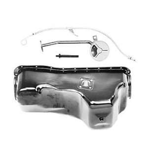Ford Racing M6675A460 Oil Pan Kit, Includes Rear Sump, 6