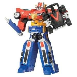 Power Ranger RPM Deluxe Formula Megazord High Octane Megazord Toys