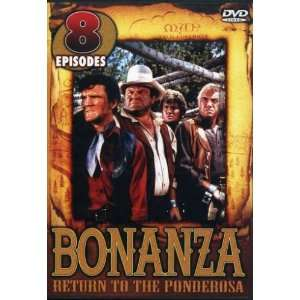 Bonanza Return to the Ponderosa .ca Lorne Greene, Michael