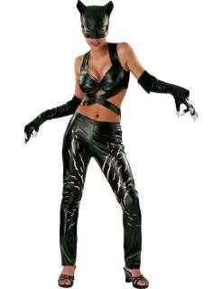 Deluxe Catwoman Costume  Jokers Masquerade