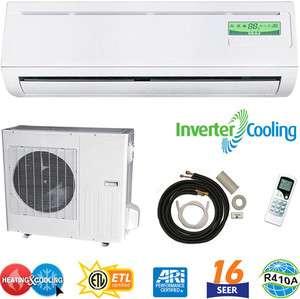 Inverter Mini Split Air Conditioner 28000 BTU Heat Pump