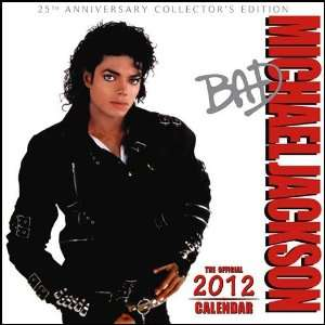 THe Official Michael Jackson 25th ANNIVERSARY BAD Collectors Edition