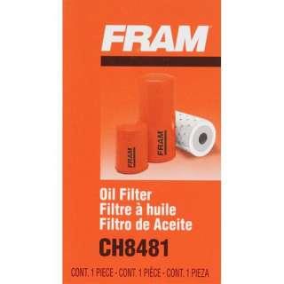 FRAM Extra Guard Oil Filter Automotive