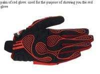 Alpinestars Atlas Black White Gloves New Small SM
