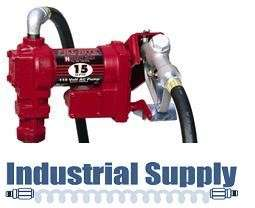 DC Fuel Transfer Pump 15 GPM Tuthill/Fill Rite FR1210C w/12ft Hose