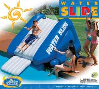 INTEX Kool Splash Inflatable Swimming Pool Water Slide