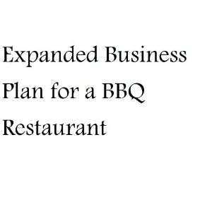 Business plan for bbq restaurant