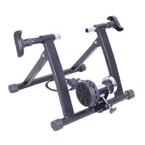 Indoor Magnetic Bicycle Bike Trainer Stand w/ 5 Resistance Levels