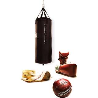 Muhammad Ali Boxing Fitness Kit Bundle Exercise