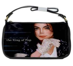 New Michael Jackson The Legend Clutch Bag Purse Gift