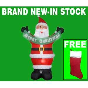Blow Up Christmas Yard Decorations   Airblown 7 ft. Outdoor Inflatable