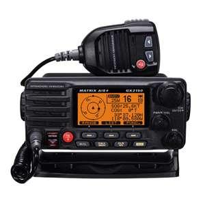 HORIZON GX2150B Class D 25W Matrix AIS MARINE VHF RADIO WORLDWIDE SHIP
