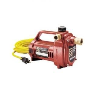 Pumps 331 1/2 Horse Power Portable Transfer Pump by Liberty Pumps