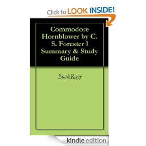 Commodore Hornblower by C. S. Forester l Summary & Study Guide