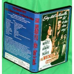 THE WICKED CITY   DVD   Maria Montez: Movies & TV