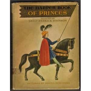 The Harper Book of Princes Sally Patrick, compiler Johnson Books
